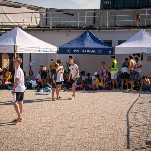Plavalni miting Ilirija; LJUBLJANA  Foto: Nebojša Tejić/STA